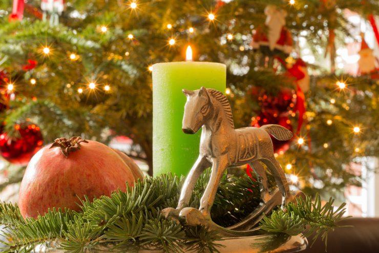 Ferienhaus Windflüchter wünscht Frohe Weihnachten