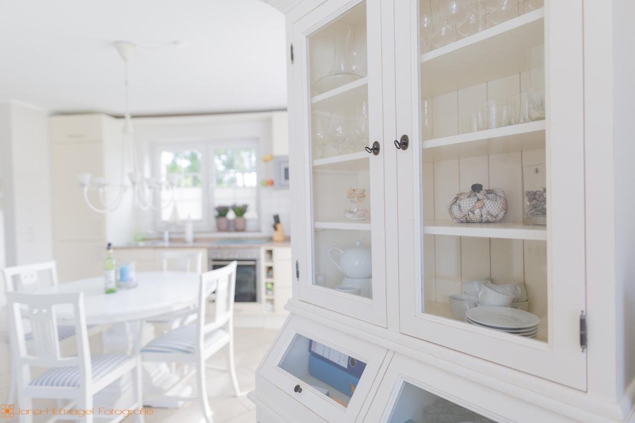 Ansicht zu Küche